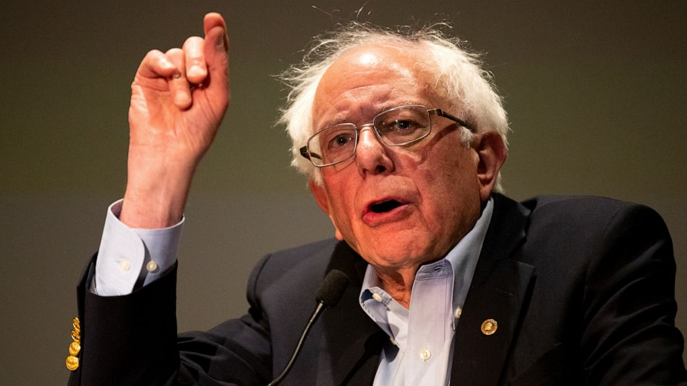 Bernie Sanders tax returns show both income and tax rate jumped ...