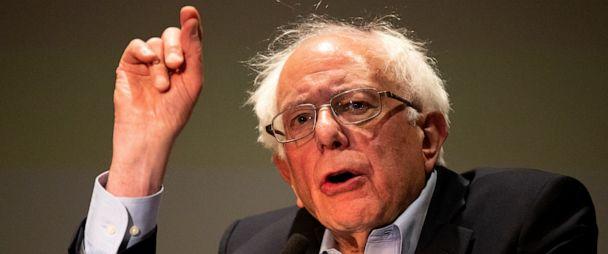 Bernie Sanders tax returns sho...