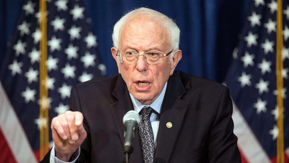 Bernie Sanders, acknowledging 'narrow path' to nomination ...
