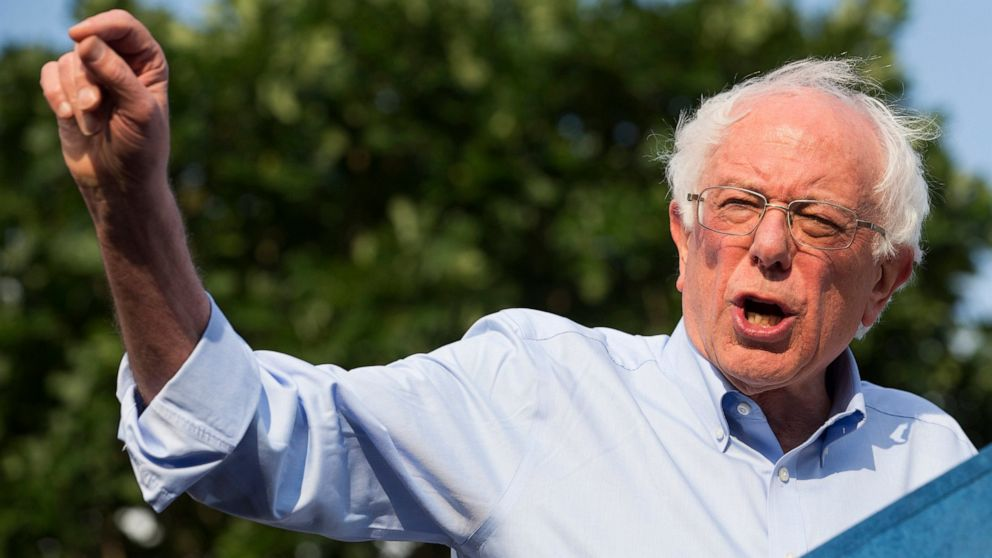 Sanders details plan to cancel $1.6 trillion in student loan debt for everyone thumbnail