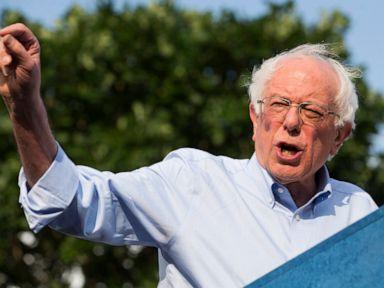 Bernie Sanders brushes off likability concerns, maintains focus on platform