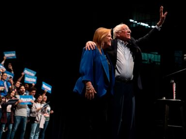 With help from Latino voters, Bernie Sanders hits the Nevada jackpot