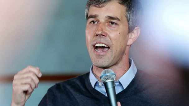Beto O'Rourke's $6.1 million fundraising haul in first 24 hours came from 128,000 contributions
