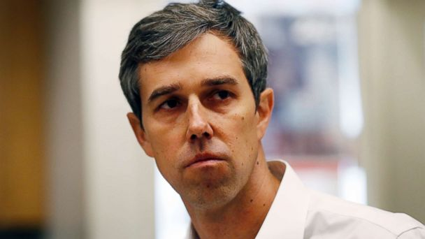 The Note: Beto O'Rourke shows how new rules apply to old players in 2020