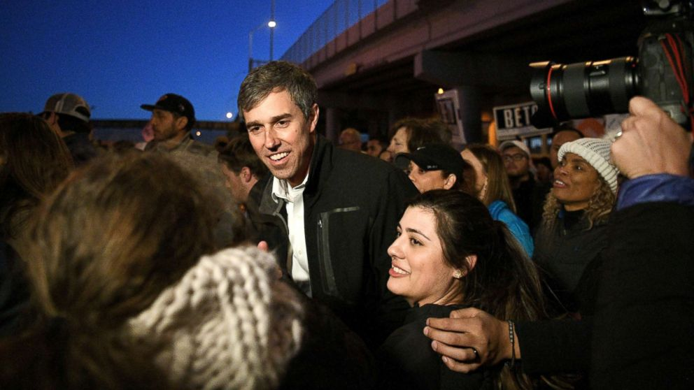 Trump's El Paso visit provides Beto O'Rourke with possible first 2020 moment