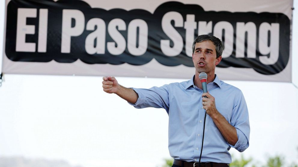 Ahead of debate, Beto O'Rourke returns to Texas doubling down on gun control