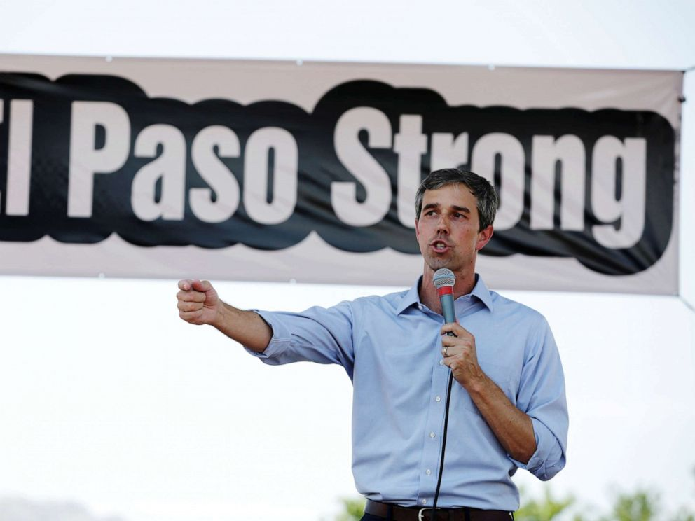 Twitter deletes 'death threat' from Texas lawmaker who targeted Beto O'Rourke