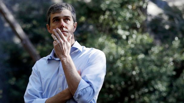 Beto O'Rourke reveals he and his wife are descended from slave owners