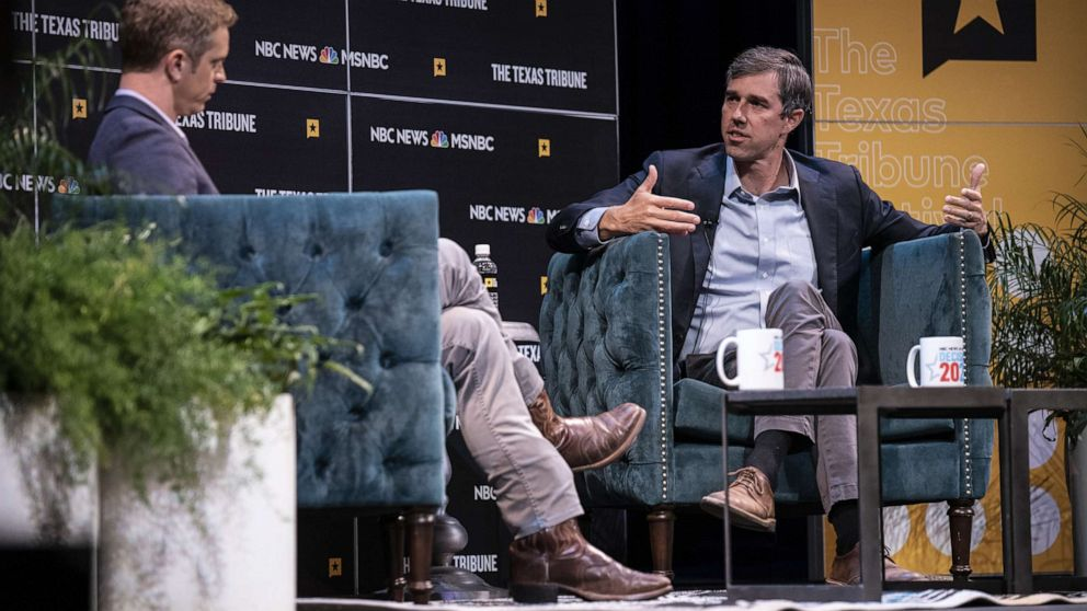 Beto O'Rourke jokes about threatening kitten to attract more donors