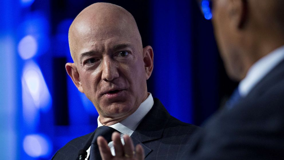'Start Here': Bezos accuses AMI of extortion, more blackface revelations in Virginia, the 'Green New Deal.' What you need to know to start your day. thumbnail