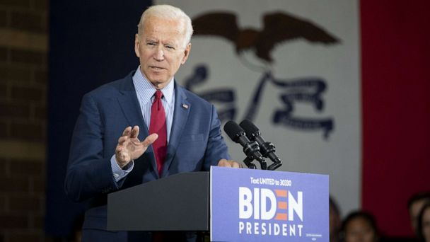 Former Secretary of State John Kerry endorses former VP Joe Biden for president