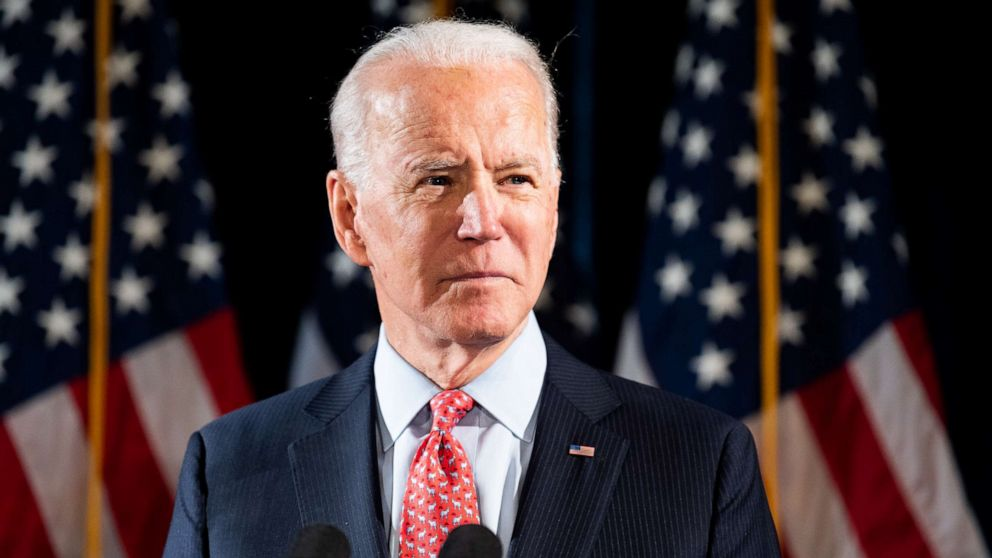 Biden accuser says she wants Biden to drop out of the 2020 race ...