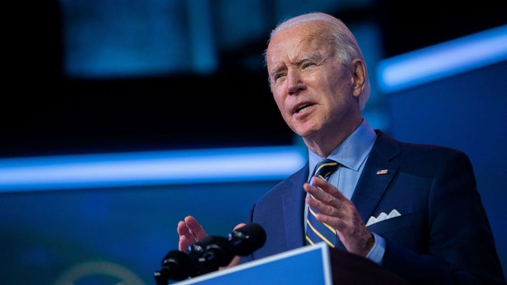 Joe Biden's top foreign policy challenges in 2021