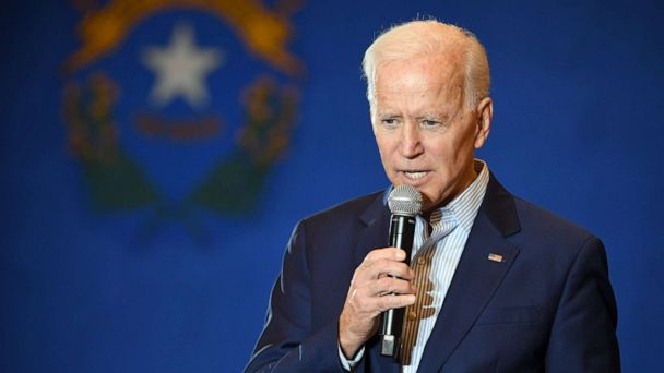 The Note: Biden brings focus to race -- and draws attacks