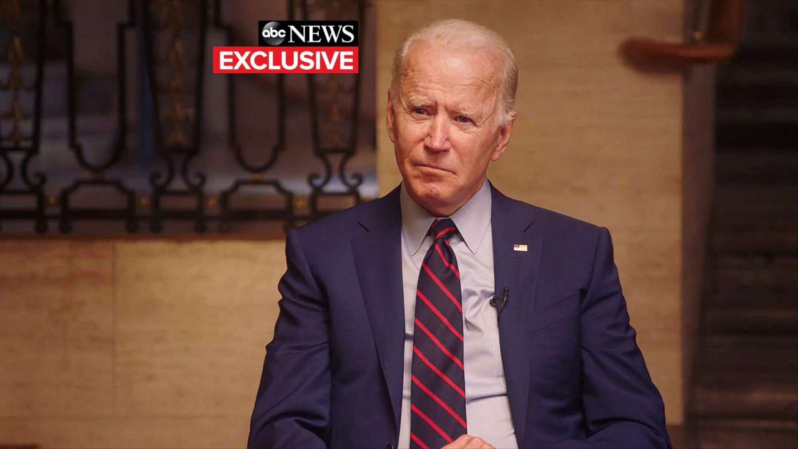 Transcript Joe Biden Kamala Harris First Joint Interview With Abc S David Muir Abc News