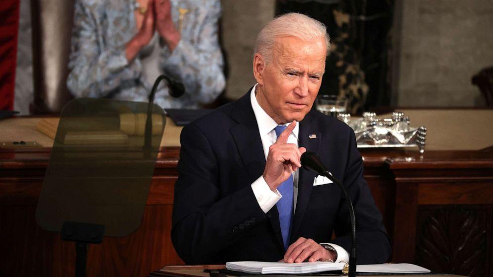 Full transcript: President Joe Biden delivers speech to joint session of Congress