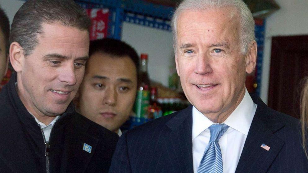Hunter Biden untuk mundur dari Cina papan tengah 'serangan palsu' oleh Trump: Pengacara
