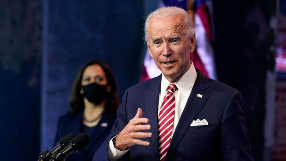 Biden builds team, strategy to handle Senate confirmations