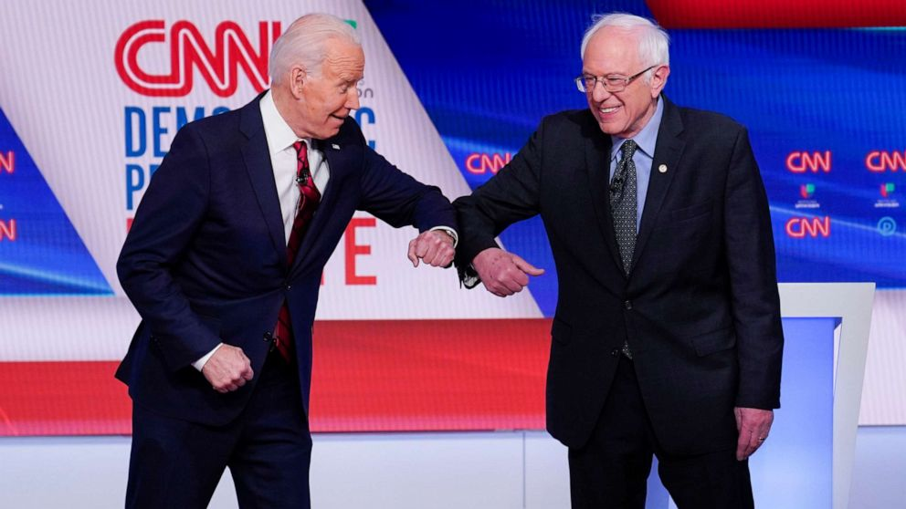 Biden campaign reaches deal to allow Bernie Sanders to retain hundreds of delegates, maintain influence over party platform at the convention thumbnail