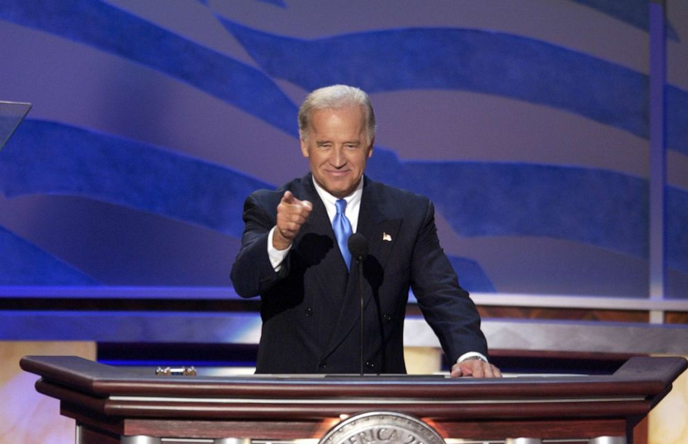 12 Conventions Over 48 Years Joe Biden S History With The Democratic National Convention Abc News