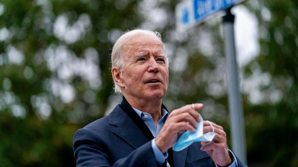 Joe Biden visiting Wisconsin for 3rd time, a key swing state Hillary Clinton lost in 2016