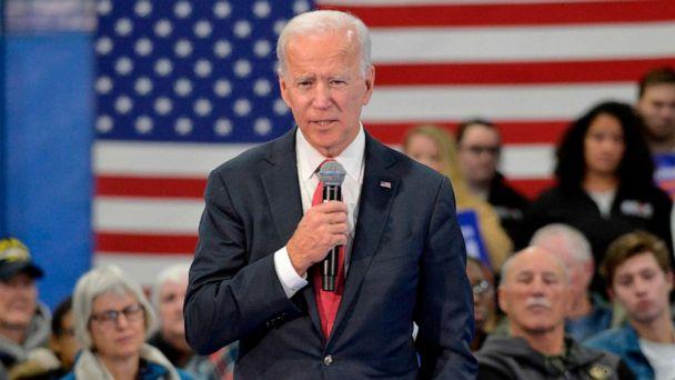 Joe Biden, sparked by criticism of family, Ukraine, calls man in Iowa a 'damn liar'