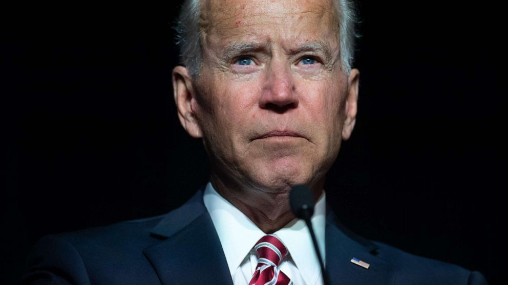 The former vice president says he'll be more respectful of personal space. thumbnail