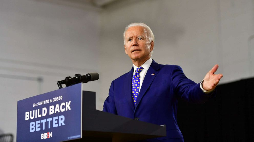 Biden faces backlash for comparing diversity in African American, Latino  communities - ABC News