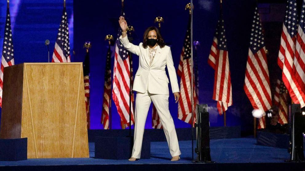 Joe Biden and Kamala Harris make victory speeches: 'A time to heal' - ABC  News