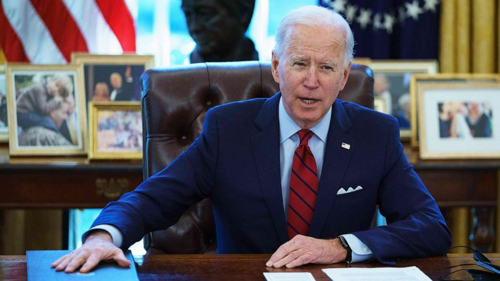 'Farcical' to not hold Senate impeachment trial for Trump: Biden