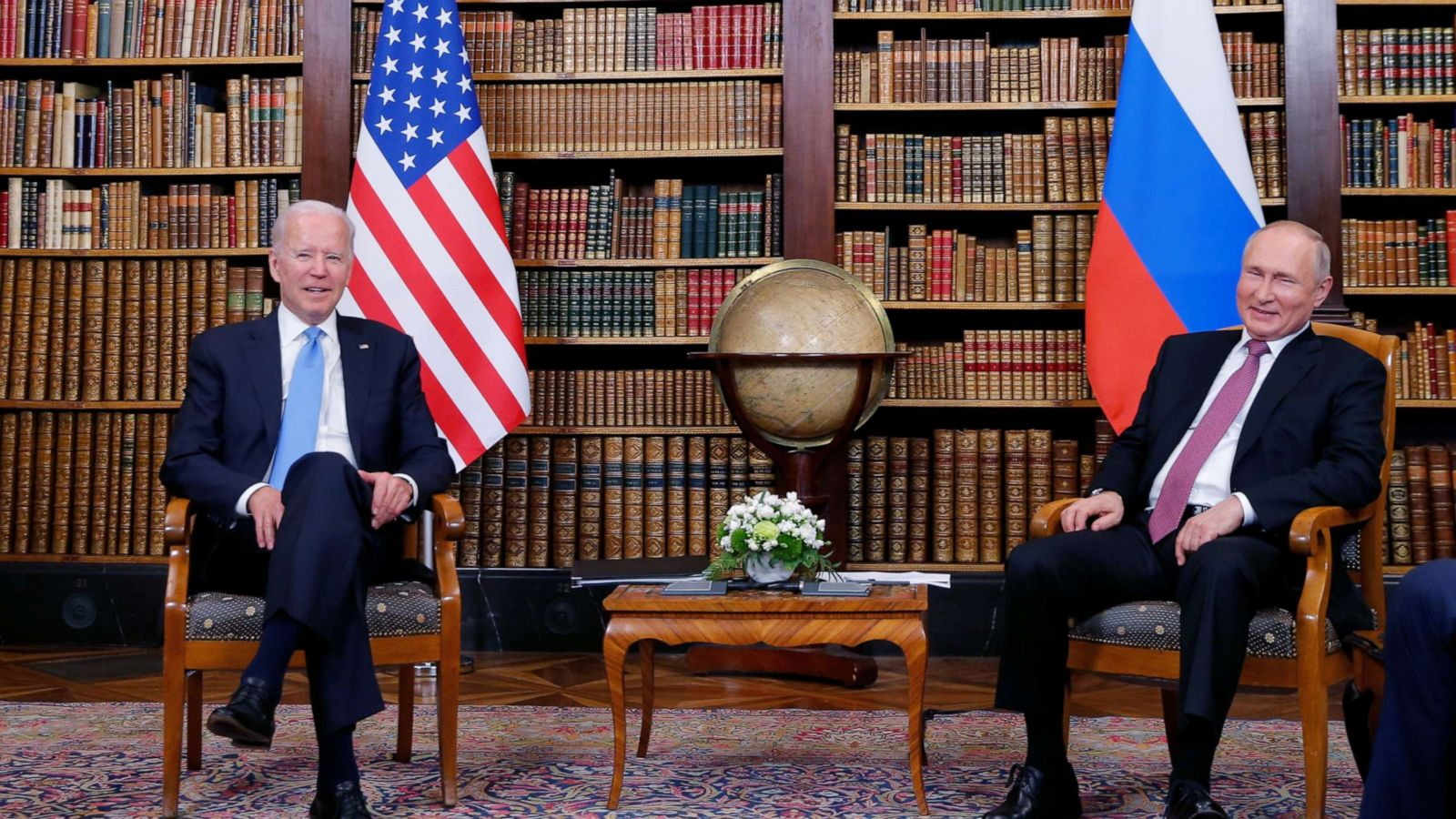 Biden is playing a long game with Putin. Will it work?: ANALYSIS - ABC News