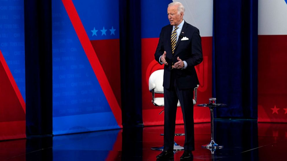 Pabst Theater Christmas Story Same As 2021? Biden Cautiously Predicts Very Different Circumstance With Pandemic By Christmas Abc News