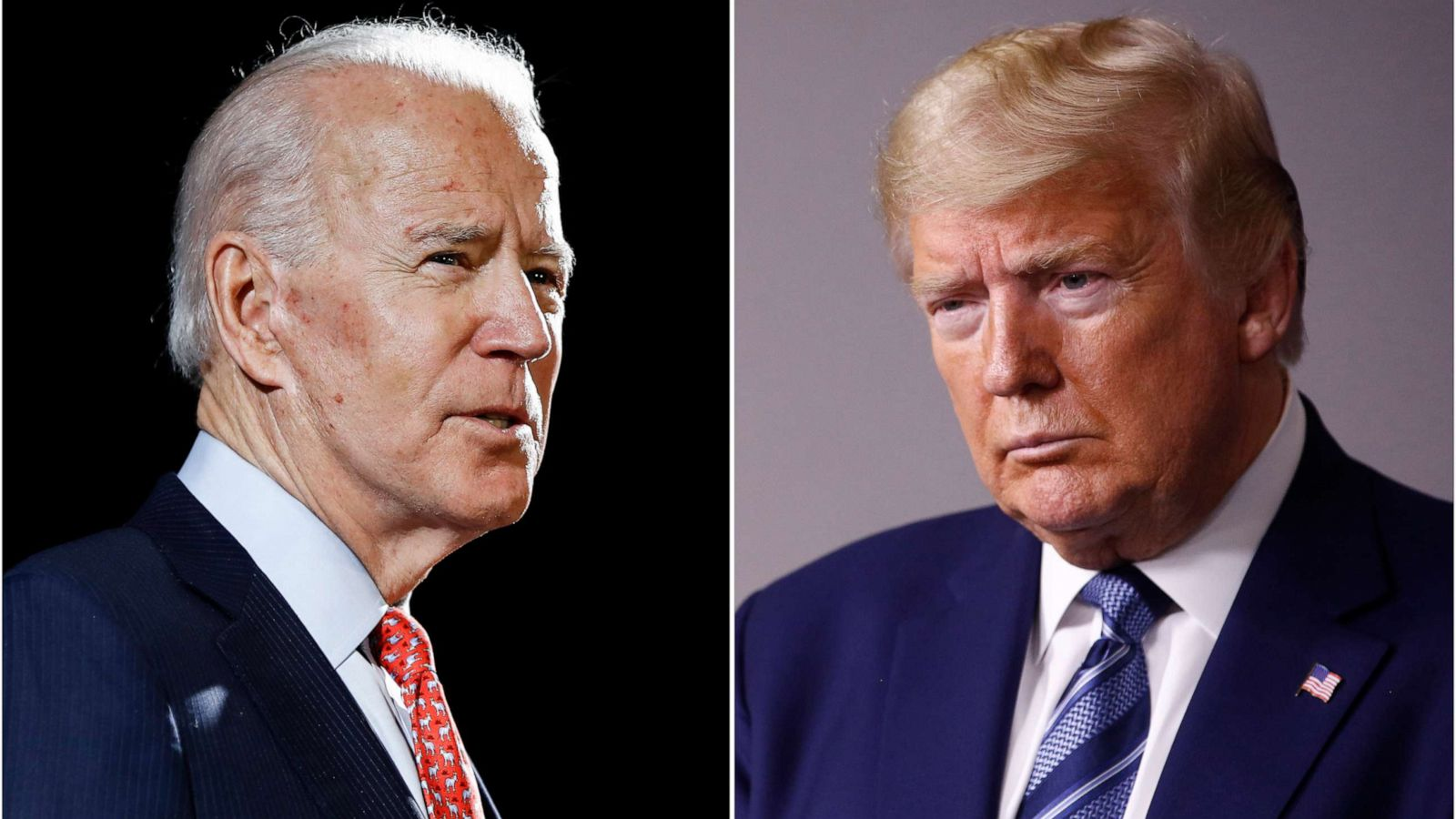 The Note: Trump cedes ground across the board to Biden - ABC News