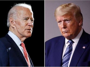 Advantage Biden, with risks; Trump disapproval grows: POLL