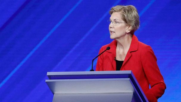 The Note: Front-running status on the line at fourth Democratic debate