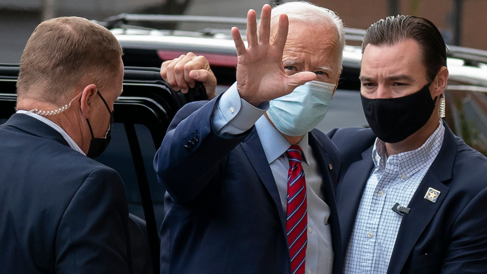 Election 2020 live updates: Biden off trail prepping for Thursday's debate