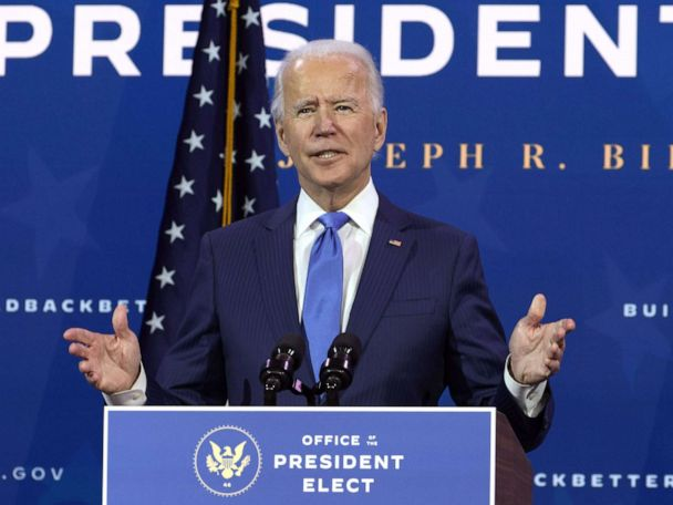 Biden, top Democrats swing behind bipartisan virus aid bill