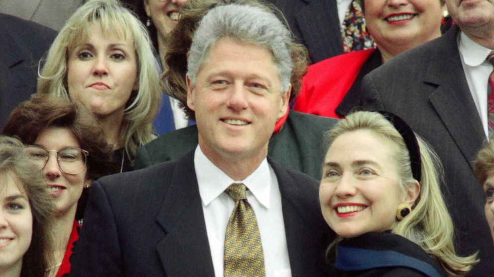 Bill Clinton says affair with Monica Lewinsky was to ...