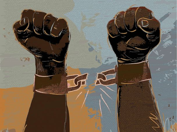 Controversial group divides black Americans in fight for economic equality