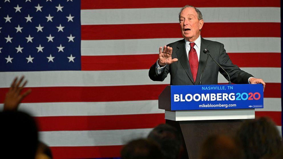 Bloomberg次のように表記でウォーレンがお披露目の健康プラン