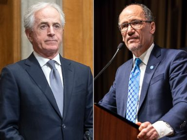 Sunday on 'This Week': DNC Chair Tom Perez and Sen. Bob Corker | ABC News