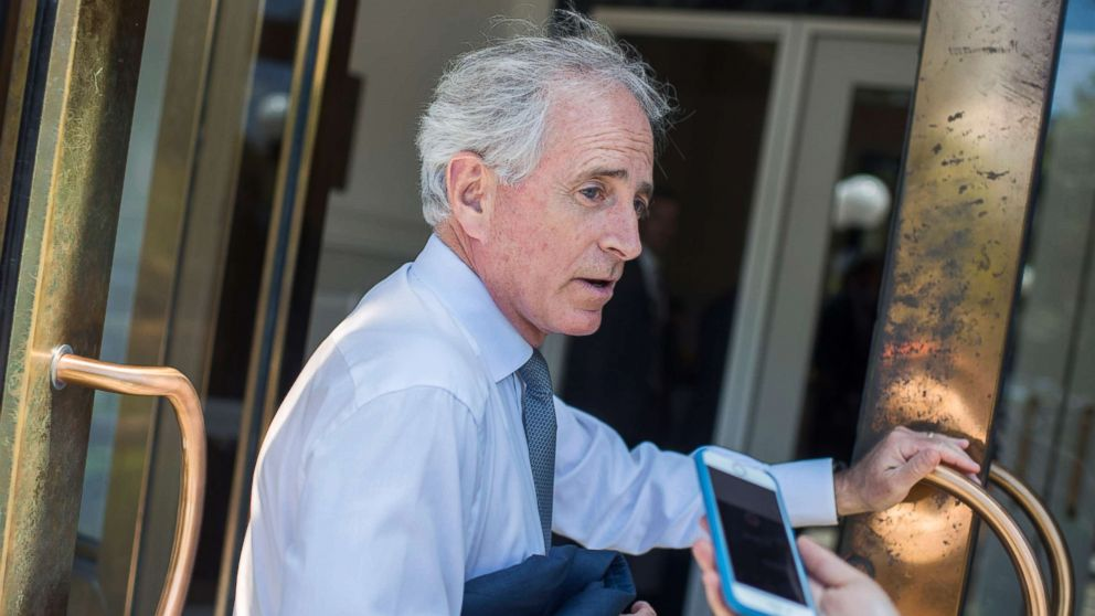 Corker says GOP's fear of doing anything to upset Trump is 'cult-like'
