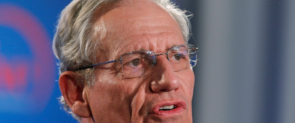 """PHOTO: Bob Woodward is set to release a new book on President Donald Trump, titled """"Fear: Trump in the White House,"""" on Sept. 11, 2018."""