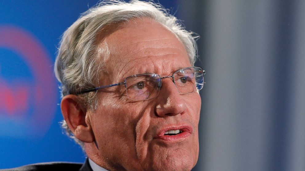 "Bob Woodward is set to release a new book on President Donald Trump, titled ""Fear: Trump in the White House,"" on Sept. 11, 2018."