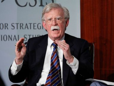 Former Trump adviser John Bolton returns to Twitter with cryptic message