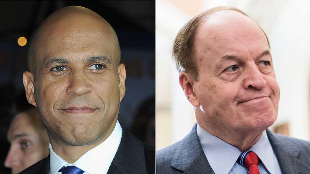 Ahead of trial, Sens. Booker, Shelby disagree whether Trump's actions impeachable