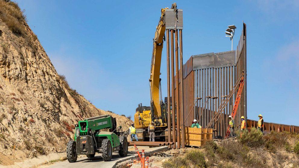 Pentagon bereit, um zusätzliche finanzielle Unterstützung an die Grenze Wand: Esper