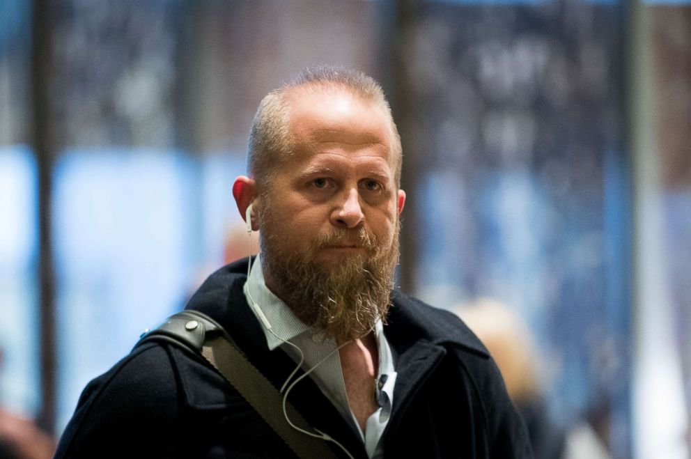 PHOTO: Brad Parscale, President-elect Donald Trumps campaign digital director, arrives at Trump Tower, Dec. 6, 2016 in New York City.