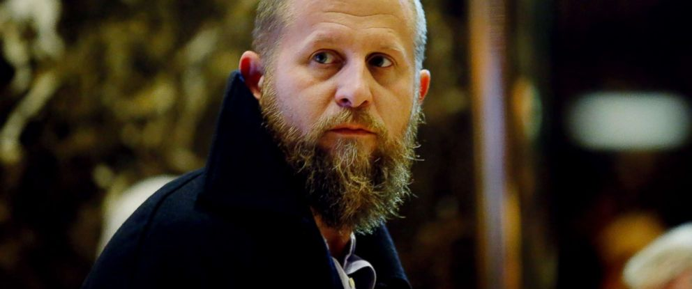 PHOTO: President-elect Donald Trumps digital director, Brad Parscale, arrives at Trump Tower for meetings in New York, on Nov. 17, 2016.