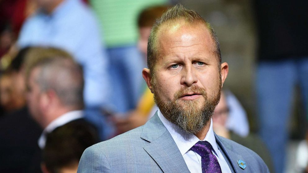 Former Trump campaign manager Brad Parscale hospitalized after threatening to harm himself: Police - ABC News